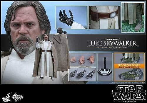 Hot Toys MMS390 - Star Wars Episode VII   The Force Awakens - Luke Skywalker