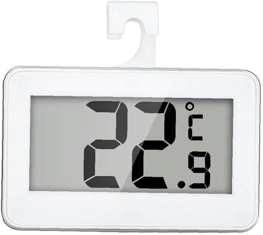 Today's only Refrigerator Thermometer Digital Waterproof Free Wireless Luxury goods Fridge