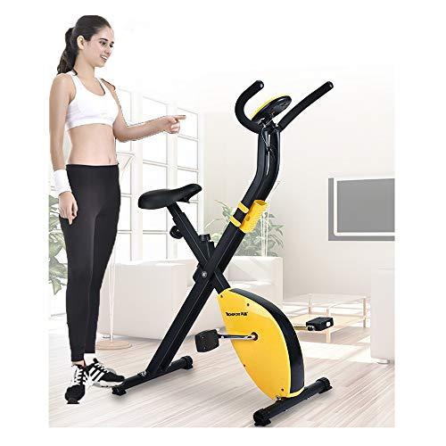 QWET Indoor Cycling Bike, Indoor Exercise Bike, stationäres Fahrrad für das Cardio Workout Bike Training zu Hause