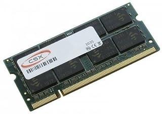 CSX 4050983044177 - Memoria RAM de 2 GB para ASUS Eee PC 1005HA [Importado]