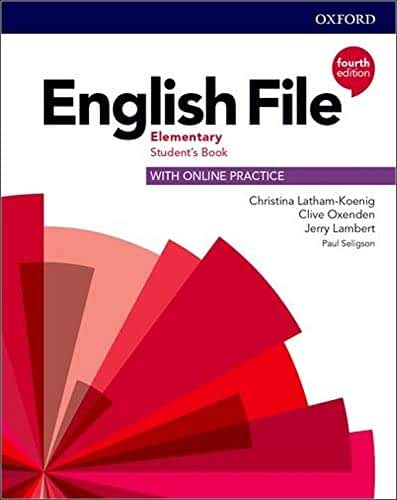 English File Elementary : Student's Book with Online Practice