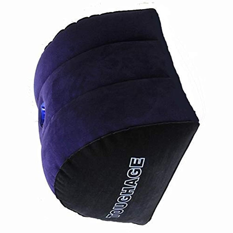 民族主義ロマンス正確さYH-DSH 深い位置のサポート枕プレジャーリアルタイムシミュレーションを位置づけ、ポータブルスマートクッション枕 - インフレータブルトライアングルサポート枕を愛し YH-DSH