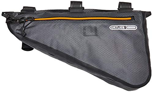 Ortlieb Unisex– Erwachsene Frame-Pack Rahmentasche, Schwarz, One Size