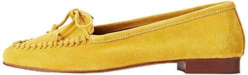 find. Moccassin Mokassin Gelb Yellow), 40 EU