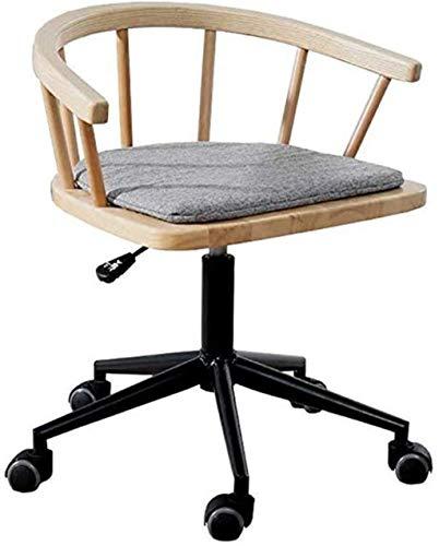 WANGXIAOYUE Schwenkstuhl Bürostuhl Hausstühle mit Rädern, höhenverstellbar Premium-Computerstuhl-Sitzplätze Kniestuhl