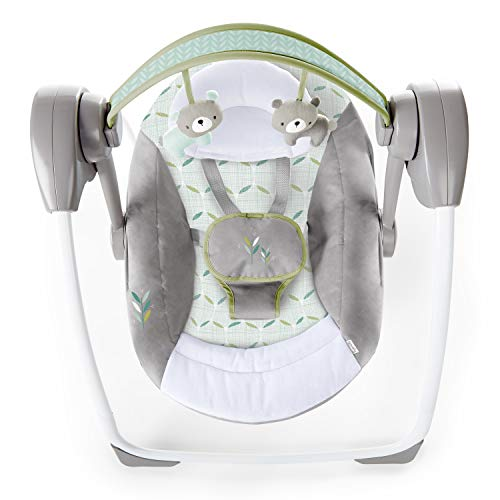 41oDaEiszhL 10 Best Portable Baby Swings on the Market 2021 Review