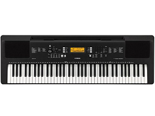 Yamaha PSR-EW300 76-Key Portable Keyboard (power adapter sold separately)