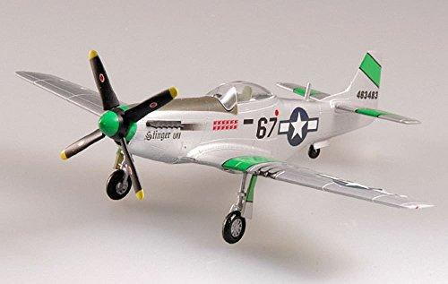 Easy Model 1:72 - P-51D Mustang IV - 45FS,15FG,1945 - EM37292