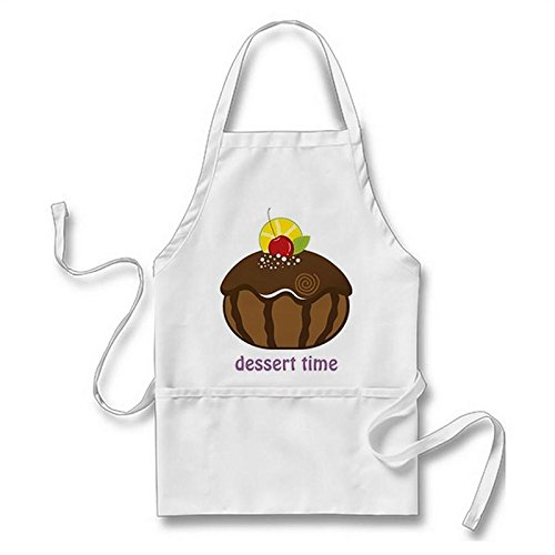 Goodaily Happy Sweet Hanukkah Adults' Apron for Men Women with Pockets