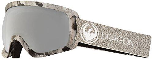 Dragon D3 OTG Molino Lumalens Iones de Plata + Oscuros de Humo 33851-255 Gafas de Nieve