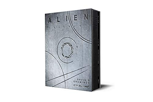 Hallett, D: Alien Covenant: David's Drawings