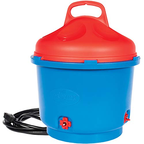 Premier Heated Poultry Waterer - 3 Gallon