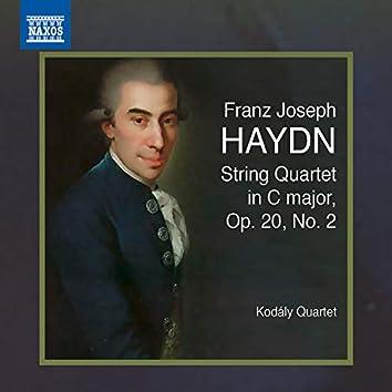 String Quartet No. 25 in C Major, Op. 20, No. 2