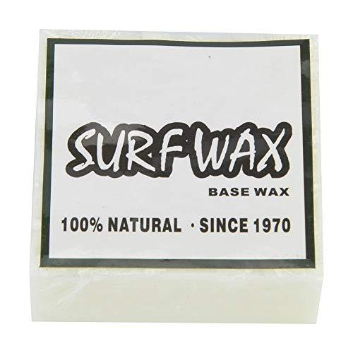 Skateboardvax, högkvalitativ halkskyddsväx surfbräda skimboard skateboardvax surftillbehör (vit)
