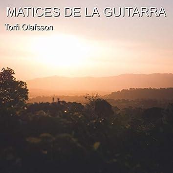 Matices de la Guitarra