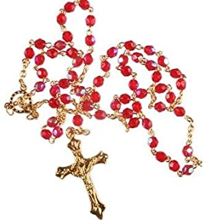 Best gold rosary beads uk Reviews