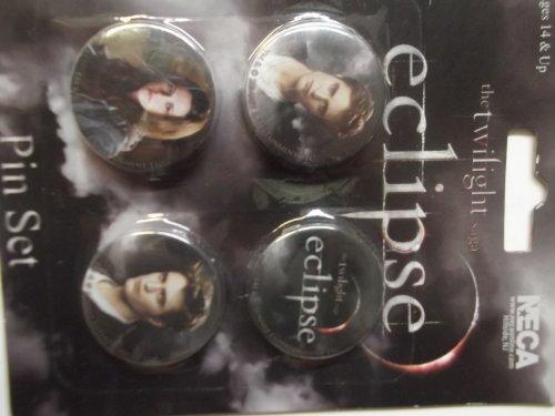 Spille Twilight Eclipse Edward & Bella (4 Pz.)