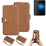 K-S-Trade® Handy-Schutz-Hülle Für Blackview P6