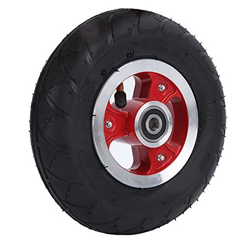 Neumático, Neumático De Rueda Delantera De 8 Pulgadas, Neumático Antideslizante Duradero, Reemplazo De Neumático para Vehículos Todo Terreno, Patinetes Todoterreno