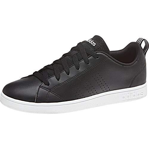 adidas Vs Advantage Clean, Scarpe da Tennis Donna, Nero (Cblack/Gretwo/Silvmt Cblack/Gretwo/Silvmt), 37 1/3 EU