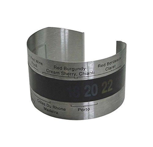 Vin Bouquet FIC 009 - Analogthermometer für Flaschen