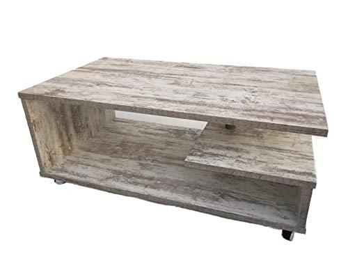 Preisvergleich Produktbild Möbel SD Couchtisch (Timmi) Canyon White Pine.