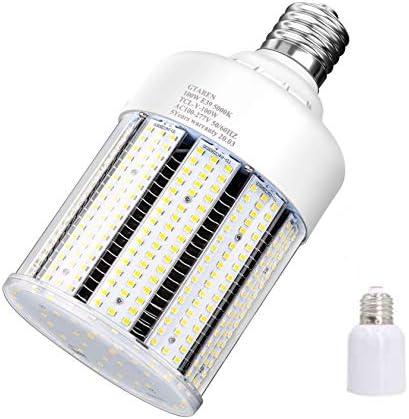 100W LED Corn Cob Light Bulb Replace for 400 Watt Metal Halide HPS Mercury Vapor CFL HID lamp product image