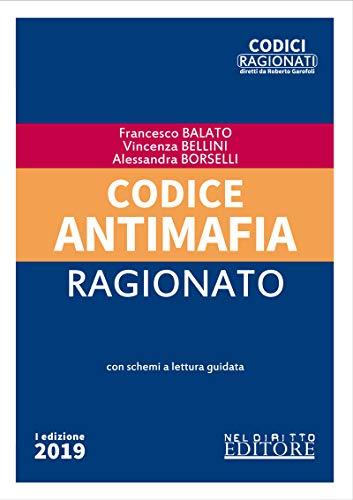 Codice antimafia ragionato