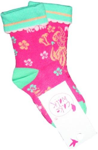 Cakewalk Socken ANJA, Gr. 19-22 in Pink