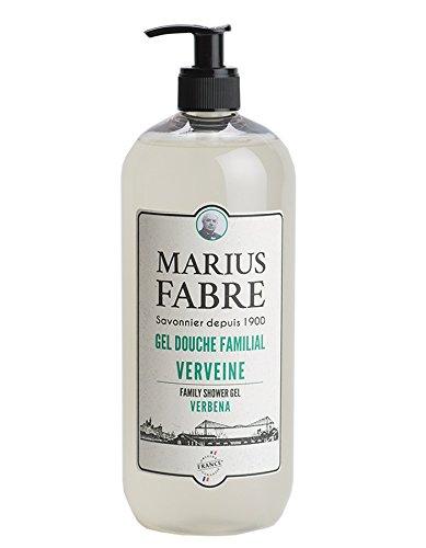 Marius Fabre - Duschgel für die ganze Familie Verveine (Eisenkraut) 1L