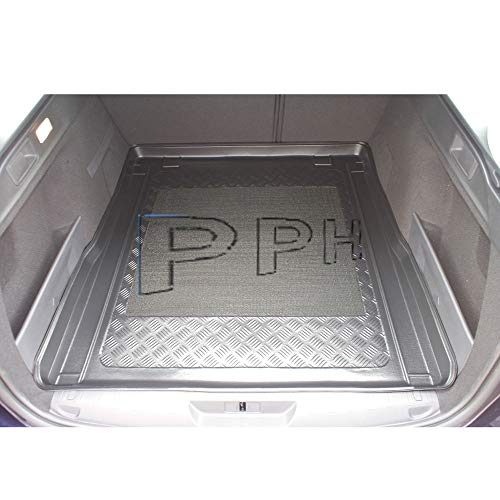 X & Z PPH Tapis de coffre pour Peugeot 308 II SW Break à partir de 06.2014 avec protection antidérapante