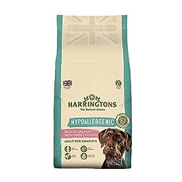 Harringtons Grain Free Salmon & Sweet Potato Dog Food (2kg) (May Vary)
