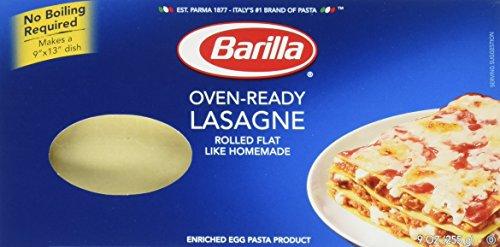 Barilla Oven-Ready Lasagne Pasta, 3 Count