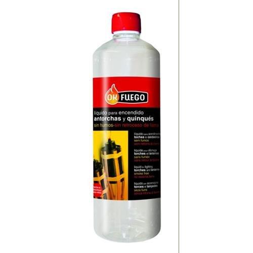 Flower 50217 - líquido para antorchas y quinqués, 1000ml