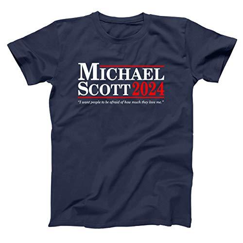 Michael Scott 2024 Election Shirt
