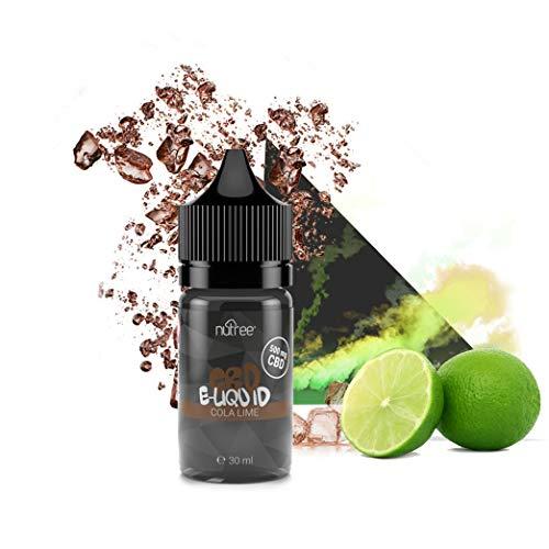 Nutree® CBD-Liquid Cola & Lime 500mg
