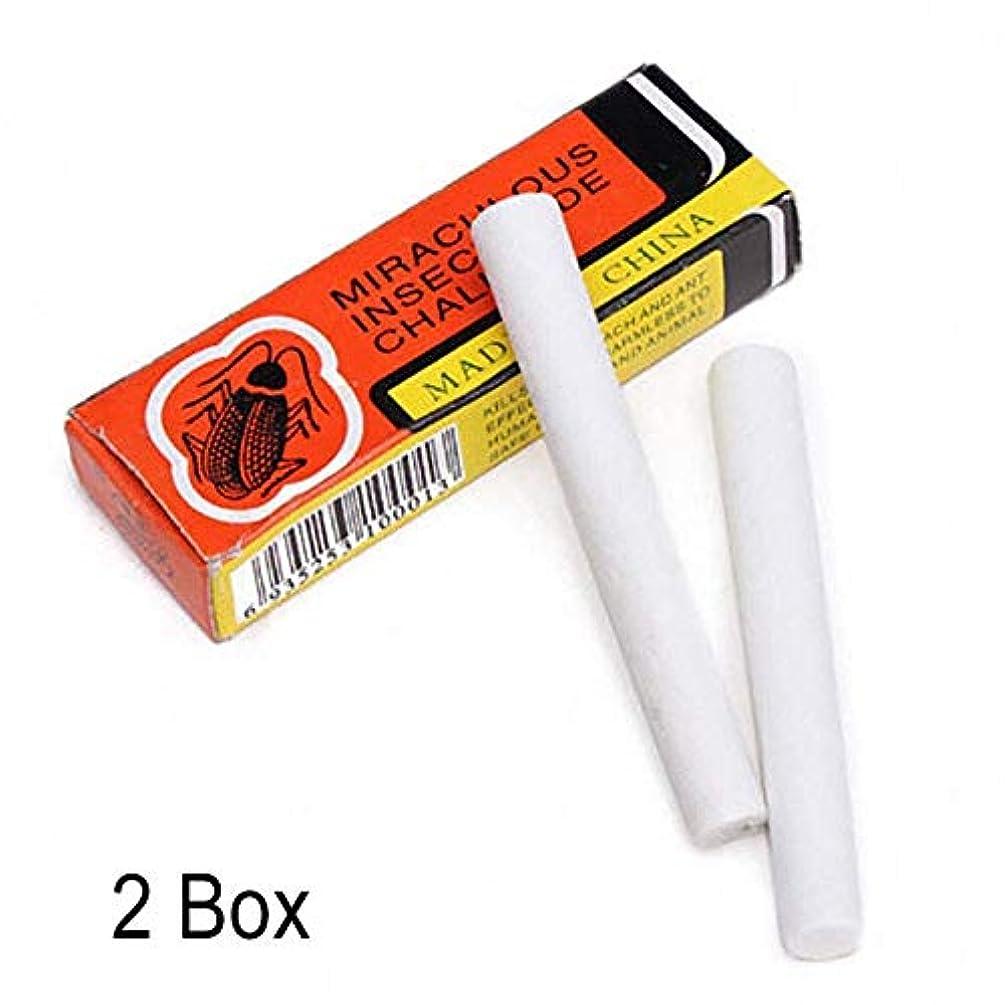 ジャンプする七時半納得させるXlp蟻のシラミのシラミのキラーの粉の害虫駆除の魔法のペンのチョークのゴキブリの薬の殺虫剤、蟻のシラミのための2/10 / 20Boxの害虫駆除の魔法のペンのチョークのゴキブリの薬の殺虫剤のキラーの粉