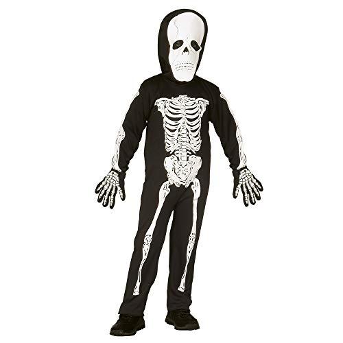 Costume Bambino Scheletro Taglia 110 cm / 116 cm (3/5 Anni)