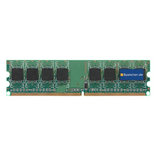 1GB DDR1 ASRock 4CoreDual-VSTA RAM Speicher