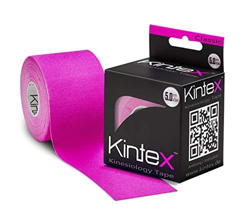 Kintex 0 Kinesiologie Tape Classic Pink 5cm x 5m