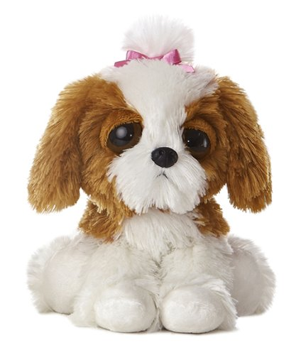 Aurora World Dreamy Eyes Princess Puppy 10 Plush