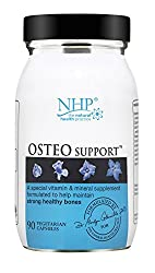 Formulated specifically for bone health All the minerals are in their organic form for maximum absorption Contains calcium, magnesium, zinc and vitamin D3 Calcium is needed for the maintenance of normal bones and teeth