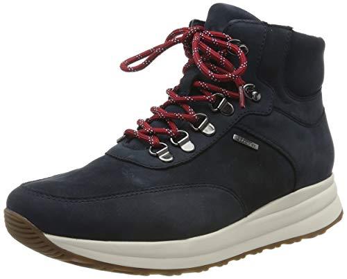Gabor Shoes Damen Jollys Stiefelette, Nightblue, 41 EU