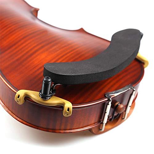 Viool schouder rust, 2 stks viool schouder rust 1/2 1/4 4/4 3/4 breedte spons schouder pad viool piano dikke rust grepen viool goed