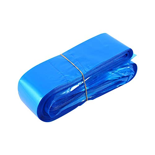Tattoo Maschine Clip Cord Sleeve/Cover, 125Pcs blau Einweg-Kunststoff Hygiene Sicherheit Sleeve Cover Bag