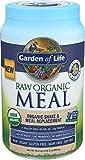 Garden of Life Raw Organic Meal Replacement Powder - Vanilla, 28...