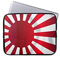 UDD日本 丸 17インチ PCケース Laptop Sleeve カバー ラップトップ スリーブケース インナーバッグ 衝撃吸収 撥水 ノートパソコンケース 17インチ DELL/Lenovo/Acer/Asus/HP/Samsung