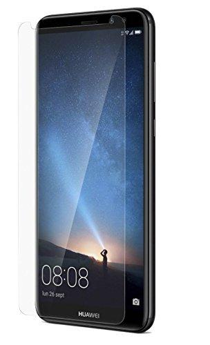 COPHONE® Pack de 2 Verres trempé Huawei Mate 10 Lite, Film de Protection écran Premium Anti Chocs et Casse, Anti Empreintes, Bords arrondis,dureté Max 9H Tempered Glass 2,5d