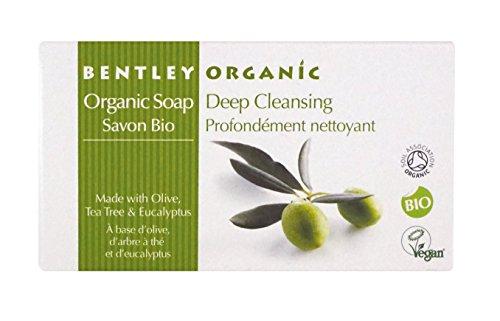 Bentley Organic Deep Cleansing Soap 150g