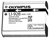 Olympus LI-92B - Batería Recargable de ión-Litio para cámaras Tough!, Color Gris